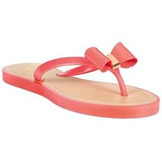 76b1862a00e2c5 Report Jenski Flat Bow Thong Sandals Women s Shoes. Just bought a pair