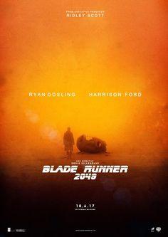 Blade Runner 2049 por Mo Caró