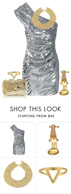 """""""mix itup"""" by kim-coffey-harlow ❤ liked on Polyvore featuring Yves Saint Laurent, Giuseppe Zanotti, Chanel, ChloBo and Anndra Neen"""