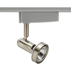 Wac white track light bullet for juno track systems sd kitchen juno lighting track recessed fixtures page 3 aloadofball Images