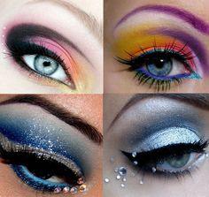 Carnaval chegando e separamos ideias de maquiagem para você usar na ocasião.