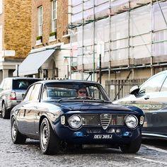 alfa romeo classic cars by lloyd - My old classic car collection Alfa Bertone, Alfa Alfa, Alfa Romeo Gta, Alfa Romeo Giulia, Old Sports Cars, Sport Cars, Bugatti, Lamborghini, Ferrari