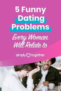 Guys can act very strangely during dates sometimes. You can probably relate to these top 5 hilarious dating problems. This piece of dating humor is bound to make you laugh! Sometimes funny truths are the best dating advice a woman might need… #DatingHumor #FunnyDatingAdvice #FunnyDatingTips #HilariousDatingTips #FunnyDatingTips
