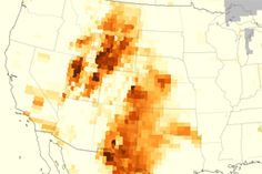 Smoky Mountain West : Natural Hazards : NASA Earth Observatory