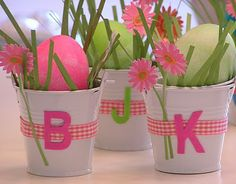 Easter place card idea