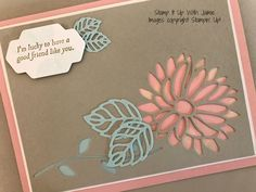 Special Reason by StampinJaimie5 - Cards and Paper Crafts at Splitcoaststampers