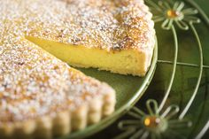 When life gives you lemons...Lemon Tart