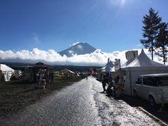おはようございます。やっと富士山が見えました!#gooutcamp12 Camping, Mountains, Nature, Travel, Outdoor, Campsite, Outdoors, Naturaleza, Viajes