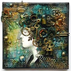 Once Upon a Time - collage | Flickr - Photo Sharing!