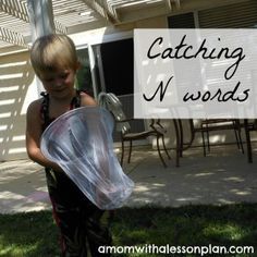 Catch N words with a Net..