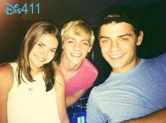Maia Mitchell Hanging Out With Ross Lynch And Garrett Clayton At Walt Disney World March 2013 Teen Beach Party, Teen Beach 2, Disney Channel Stars, Disney Stars, Garrett Clayton, Maia Mitchell, Austin And Ally, Old Disney, It Movie Cast