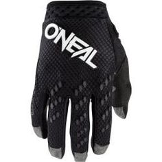 ONeal Winter Handschuhe Schwarz WARM Moto Cross Downhill MTB MX Mountainbike FR