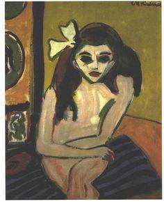 Marcella - Ernst Ludwig Kirchner