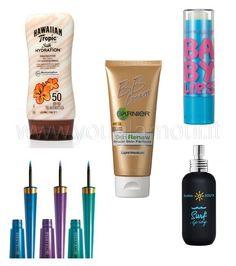 Beauty da Spiaggia: i prodotti da avere con sé
