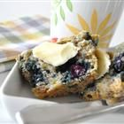 Healthy Blueberry Banana Muffins...