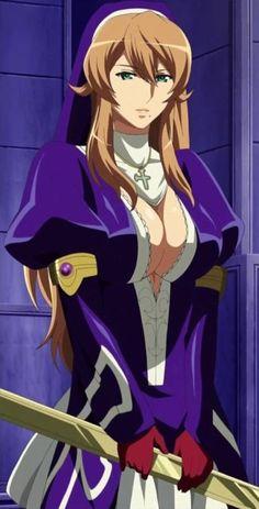 Queen Blade Siggy | Fictional character: Siggy (Shigi,Sigui) of Queen's Blade