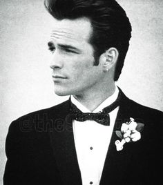 Dylan McKay (Luke Perry) - Beverly Hills 90210