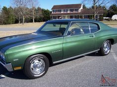 1970 Chevelle Malibu Classic Chevrolet, Chevrolet Malibu, Chevy Chevelle Ss, Chevy Muscle Cars, Vintage Classics, American Muscle Cars, Old Cars, Corvette, Cars Motorcycles