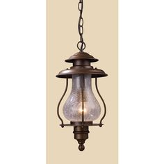 Westmore Lighting Bronze Pendant Outdoor Light sold at Lowes.com