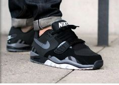 Nike air trainer sc 2 low   Raiders   Pinterest : @ iv30310