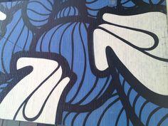 Graffiti in Birmingham custard factory