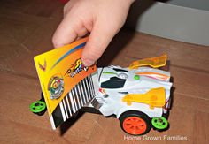 Home Grown Families: Scan 2 Go Race Car Set Review and #Giveaway $50