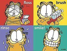 Dentaltown - floss brush rinse smile