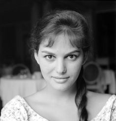 Claudia Cardinale, 1958