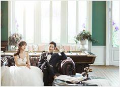 View photos in Korean Wedding Photos: Indoor Set (NEW). Pre-Wedding photoshoot by SUM Studio, wedding photographer in Seoul, Korea. Korean Wedding, Wedding Company, Photography Packaging, Pre Wedding Photoshoot, Wedding 2017, View Photos, Wedding Photography, Indoor, Studio