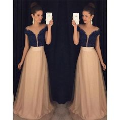 Fashion Prom Dress, Evening Dresses, Long Party Dresses,