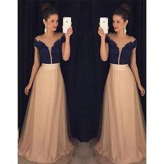 Fashion Prom Dress, Evening Dresses, Long Party Dresses,