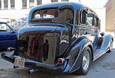 1935 Buick Series 40 Sedan Street Rod (3 of 3), via Flickr.