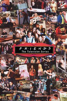 FLM95854 Friends - Collage