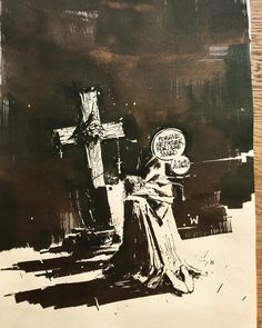 "3,980 Likes, 23 Comments - Ashley Wood (@ashleywoodart) on Instagram: ""Putting together a smaller in format, updated version of the Adventure Kartel book. #ashleywood…"""