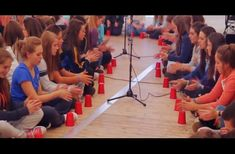 """600 Students In Ireland Play The """"Cups"""" Song Together"""