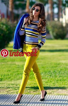 8c4e6460230 What to Wear with Yellow Pants