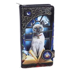 Bags, Purses, Wallets and Umbrellas – Cowes Town Central Starry Night Sky, Night Skies, Blue Point Siamese, Lisa Parker, Her Cast, Bright Blue Eyes, Triquetra, Siamese Cats, Emboss