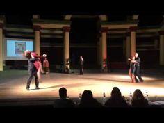 Angelines Gomez - Factory Dancers Campeonato Cabra - Tango 1 8 2014