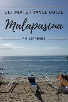 Discover Malapascua, a diving paradise north of Cebu. #diving #Philippines #travel
