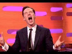 Benedict Cumberbatch Funny Moments this literally makes me so happy ahahahahaha