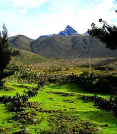 Lo mejor de los Andes Venezolanos Venezuela