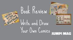 Book Review - Write and Draw Your Own Comics