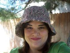 Crossed Bucket Hat | Craftination