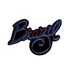 Image of Brazil - Enamel Pin