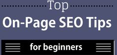Top 10 tips to improve the on-page SEO of your blog http://ift.tt/2qiXqI6