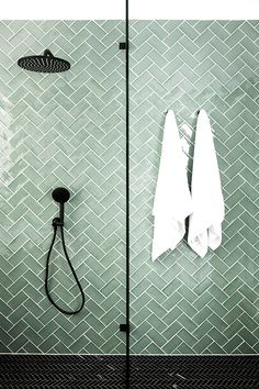 Three Birds Renovation - House 9 - Main Bathroom - Tile Inspo - // home // the bathroom -You can find Renovation. Three Birds Renovations, Ikea Home, Billiard Room, Small Apartments, Modern Bathroom, Interior Decorating, Tile, House Photography, Kitchen Furniture