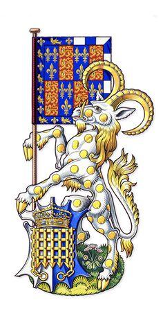 Heraldic beast by Dan Escott