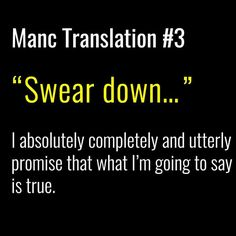 London Slang, I Love Manchester, Noisy Neighbors, British Slang, I Love Mcr, Salford, Hilarious, Funny, Travel Europe