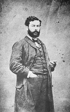 French Impressionist Painter Alfred Sisley