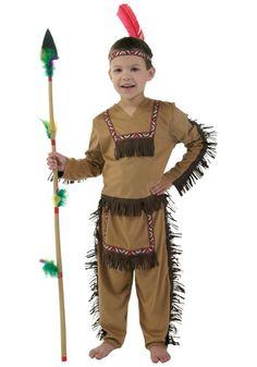 Kids Indian Boy Costume